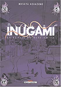 Inugami le réveil du dieu chien Edition simple Tome 12