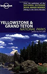 Lonely Planet Yellowstone & Grand Teton National Parks by Bradley Mayhew (2003-04-02)