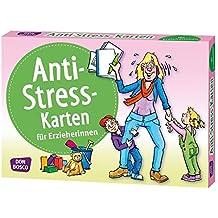 Anti-Stress-Karten für Erzieherinnen. Inspirationskarten