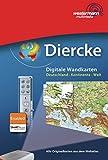Diercke-Arbeitskarten Geographie: Diercke Weltatlas - Ausgabe 2008: Digitale Wandkarten: Deutschland-Kontinente-Welt - Einzelplatzlizenz