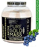 Best Pure Protein Weight Gainers - LifeRoots Native PURE GOLD MASS Protein Powder Brain Review