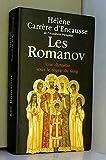 Les romanov. Une dynastie sous le règne du sang - Le club - 01/01/2013