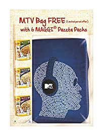 Maggi Pazzta MTV Promo Pack, 550g
