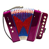 Kofun 7-Key Small Classic Children's Accordion Educational Musical Instrument Rhythm Toy