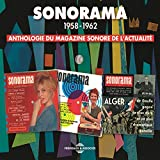 Sonorama 1958-1962 : Anthologie du magazine sonore de l'actualité (News from france)...