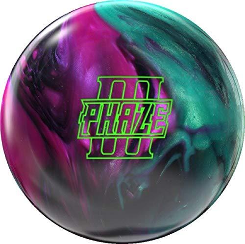 Storm Phaze III High Performance Reaktiv Bowling Ball mit Eckiger Bogenbewegung Größe 15 LBS