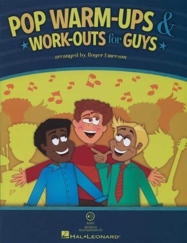 Roger Emerson: Pop Warm-Ups & Work-Outs For Guys by Roger Enersib (25-May-2013) Paperback - Ups Emerson