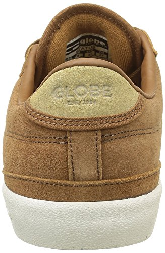 Globe Status, Baskets Basses Homme Marron - Marron