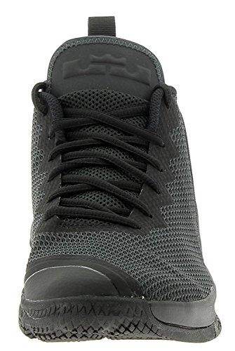 sale retailer 5eb9d b962f Nike - Nike Lebron James Witness II Scarpe Basket Uomo Nere - Black, 14
