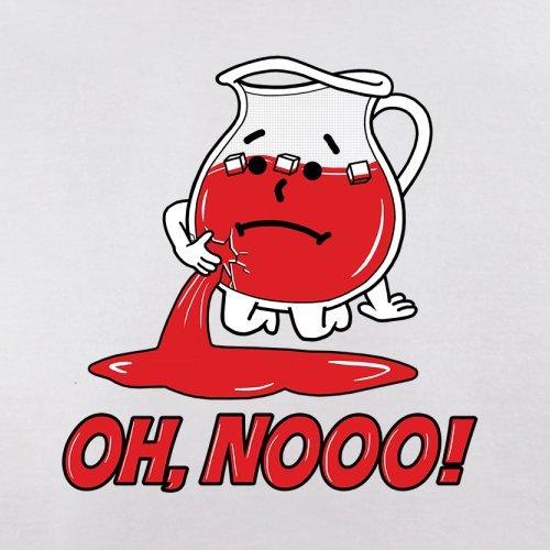 OH, Noo - Coolaid - Damen T-Shirt - 14 Farben Weiß