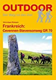 Frankreich: Cevennen - Stevensonweg GR 70 (OutdoorHandbuch) - Veronique Kämper