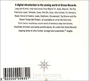 Drone Records (a Selection of Drones Past Singles 1993-2000)