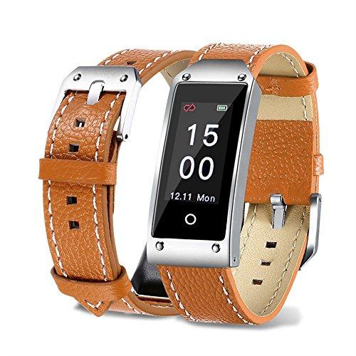 OPAKY Farbbildschirm Blutdruck- / Herzfrequenz-Armband Smart Watch-Armband-Sport für Männer, Frauen, Kinder