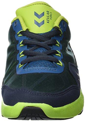 Hummel Terrafly St, Chaussures de Fitness Mixte Adulte Bleu (Moroccan Blue)