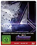Avengers: Endgame [3D Blu-ray] [Limited Edition]