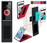 Obi Worldphone SF1 Hülle in rot - innovative 4 in 1