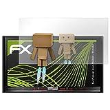 Pioneer Avic-F80DAB / F88DAB Spiegelfolie - atFoliX FX-Mirror Displayschutz Folie mit Spiegeleffekt