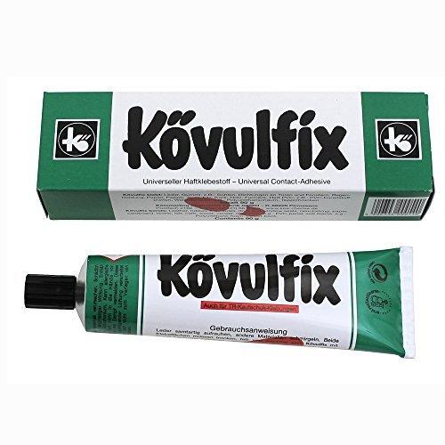 MAXI 90 GRAMM KÖVULFIX Kleber Alleskleber Textilkleber Lederkleber SEKUNDENKLEBER 90 g EXTRA BIG TUBE 7,77 EUR /100g
