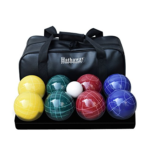 Hathaway Deluxe Bocce Ball Set, Deluxe Bocce Ball Set, mehrfarbig