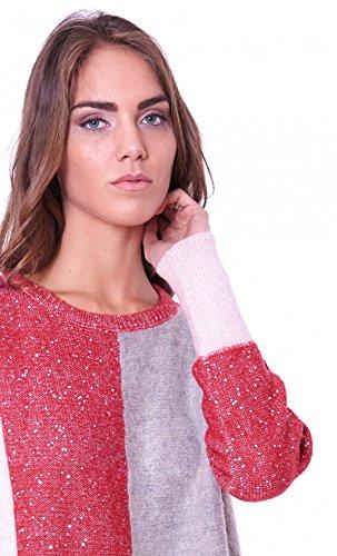 Trussardi Jeans - Pull - Femme Gris