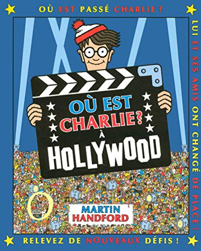 Où est Charlie ? À Hollywood par Martin Handford
