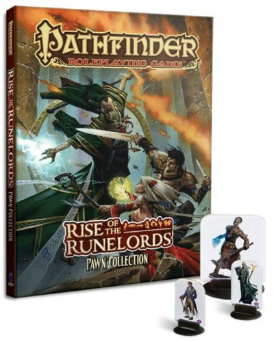 Pathfinder Pawns: Rise Of The Runelords - Pawn Collection por From Esdevium