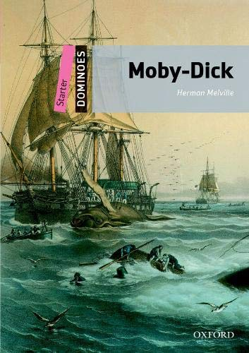 Dominoes Starter. Moby Dick MP3 Pack por Herman Melville