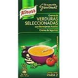 Knorr Crema Verduras Con Berenjenas Asadas - 0,5 l