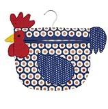 ULSTER WEAVERS Wäscheklammerbeutel Huhn Chicken Hahn Peg Bag