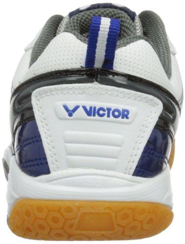 VICTOR ASD 9800 818/3/7, Chaussures de sports en salle femme Bleu