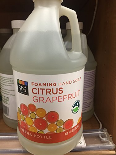 365-everyday-value-foaming-hand-soap-citrus-grapefruit-refill-bottle-by-whole-foods-market-austin-tx