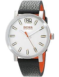 Hugo Boss Orange Reloj Análogo clásico para Hombre de Cuarzo con Correa en Cuero 1550035