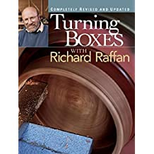 Turning Boxes: with Richard Raffan (Fine Woodworking DVD Workshop) by Richard Raffan (1998-05-01)
