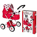 Color Baby Coche Mu�eca Mini Redbug