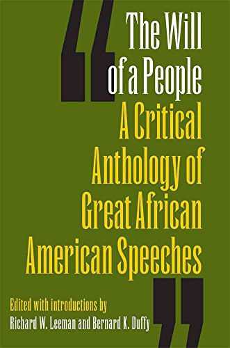 [The Will of a People: A Critical Anthology of Great African American Speeches] (By: Richard Leeman) [published: February, 2012]
