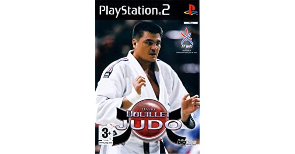 david douillet judo para ps2