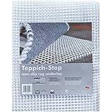 Andiamo 186018 alfombra-parada, anti-antideslizante-rejilla, debajo de la alfombra, 160 x 230 cm