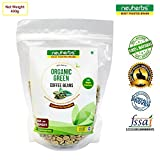 #3: Neuherbs 100% Natural Organic Green Coffee beans Decaffeinated & Unroasted Arabica Coffee Beans with A grade Fine Cup quality. - 400g