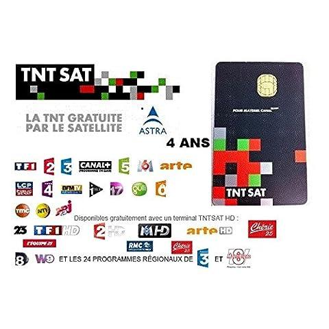 TNTSAT VIACCESS SMARTCARD TNT SATELLITE