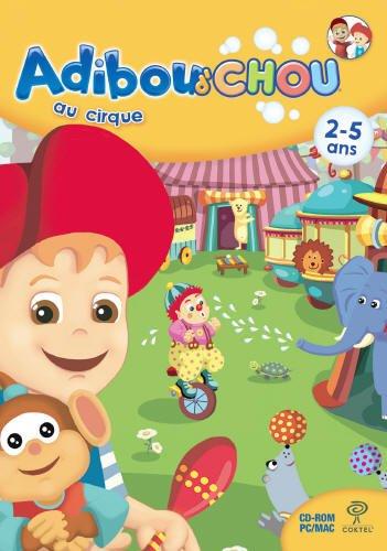 Adiboud'chou au cirque 2009/2010