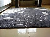 carpet Waschbar Waschbar Haltbar Teppich Super-Qualität Soft Lounge Modern Schlafzimmer Shop Couchtisch Schlafsofa Home Wohnzimmer Slip Nicht Reizende Teppich Home Daily, 70 * 90 cm