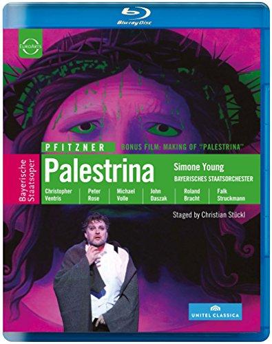Hans Pfitzner: Palestrina (Bayerische Staatsoper) [Blu-ray] Bayerischen Rose