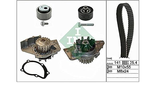 Peugeot 406 2.0 HDi  Timing Belt Kit /& Water Pump 2001-2004
