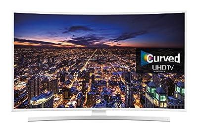 "Samsung 55"" Ultra HD 4K Smart Curved Screen LED TV"