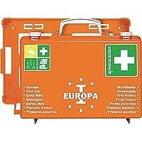 Erste Hilfe Koffer EUROPA I 310 x 210 x 130 mm, orange preisvergleich bei billige-tabletten.eu