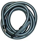 Tubo Flessibile 9 MT Ø 32 COMPLETO di raccordo curvo in plastica e raccordo tubo-presa in metallo