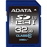 ADATA ASDH32GUICL10-R Carte mémoire SDHC
