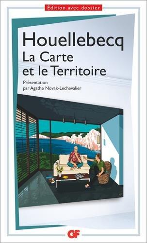La Carte et le Territoire par Michel Houellebecq
