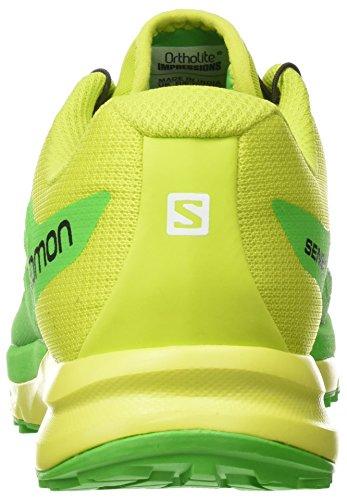 Salomon Sense Pro 2 Trail Laufschuhe - AW16 Grün