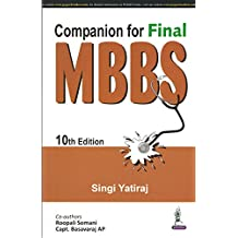 Companion For Final Mbbs